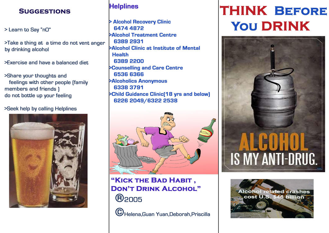 alcohol drinking essay