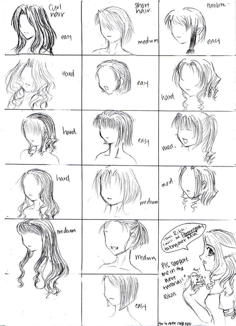 Hairstlyes by bunnify
