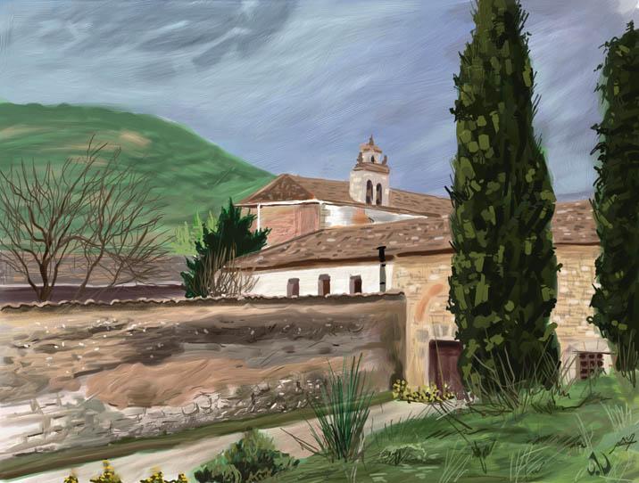 Landscape II by JaimeNieves
