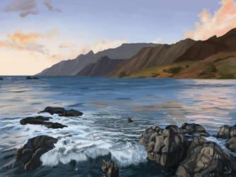Landscape No5 by JaimeNieves