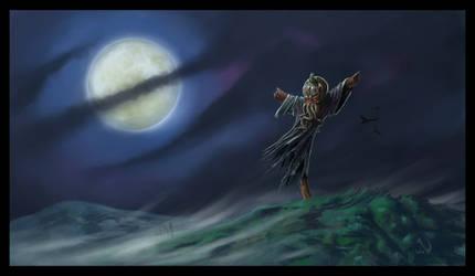 Cthulhu Scarecrow