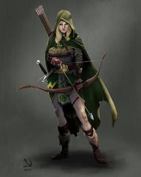 Elfwood Archer