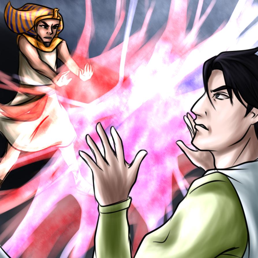 Magic Fight by Xzentrisch