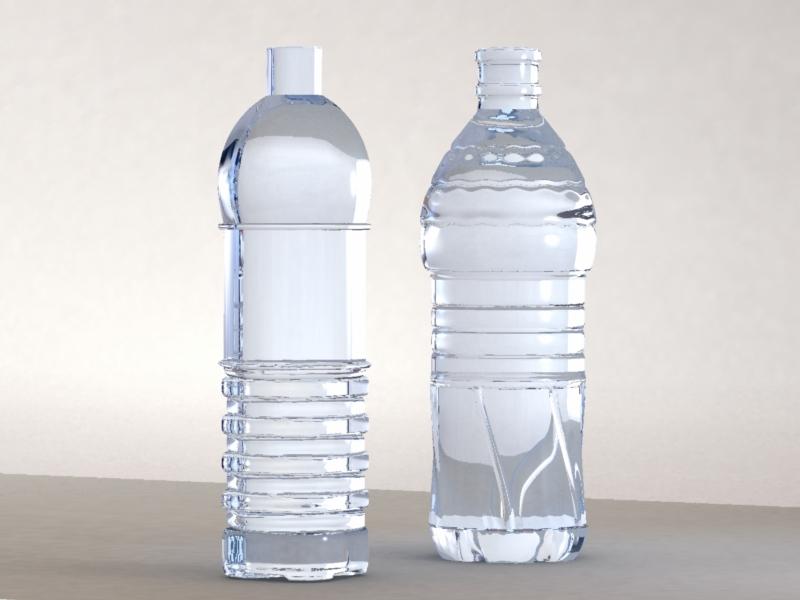 Mineral Water Bottle Logo Mineral Water Bottle Design by