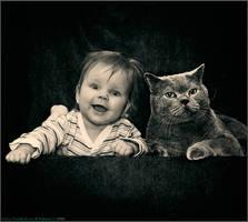 Just friends by jane-art