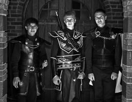 Men in Black by Broadsword21