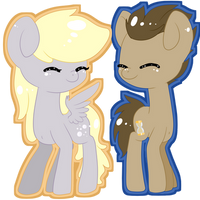 A Doctor and his Derpy by Rue-Willings