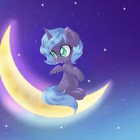 Little Luna by Rue-Willings