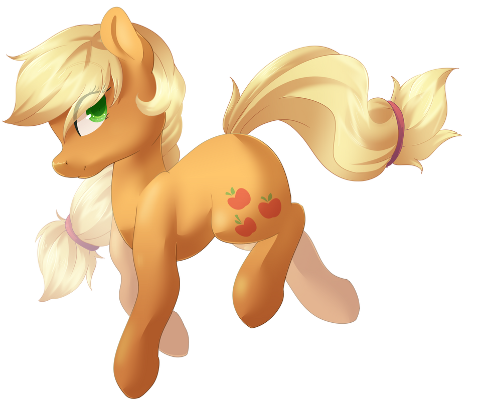 AppleJack! by Rue-Willings