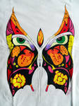 Butterfly T-Shirt 5 by Dunkel17