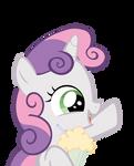 sweetie belle milkshake!