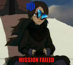 Mission failed by BookOfWaterbending