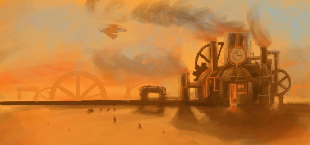 Steam Church by XxxL032