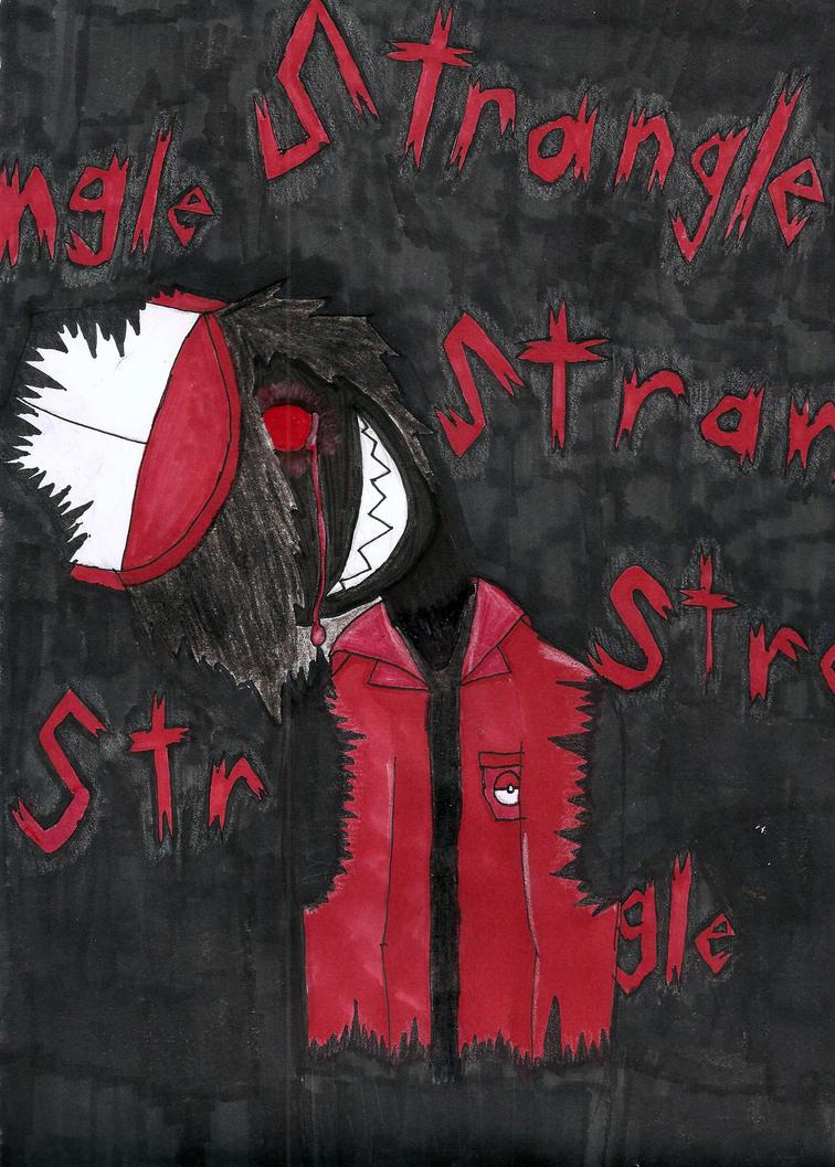 Strangled Red - A Legend Hunters Audio Drama - YouTube |Strangled Red Sprite