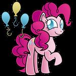 Paper Pinkie Pie