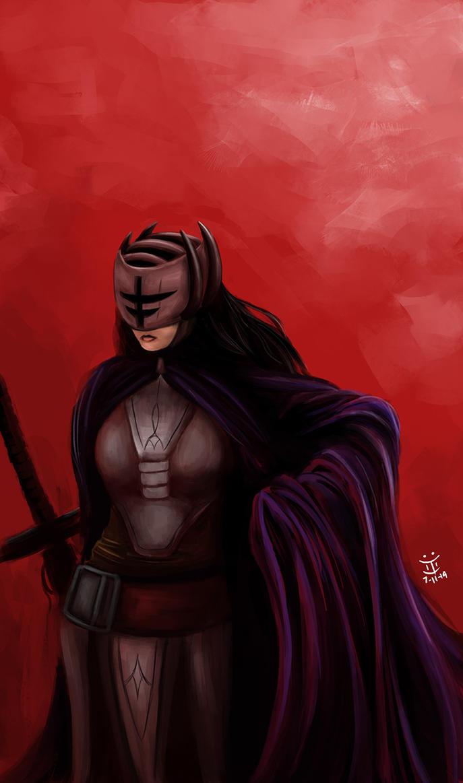 Crusader by evanlai