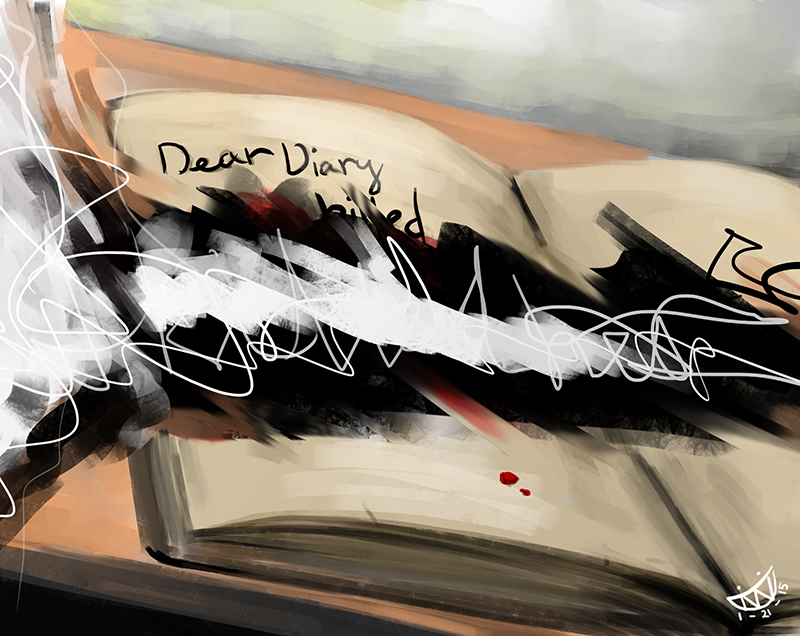 The Notebook Memory Manipulation by evanlai