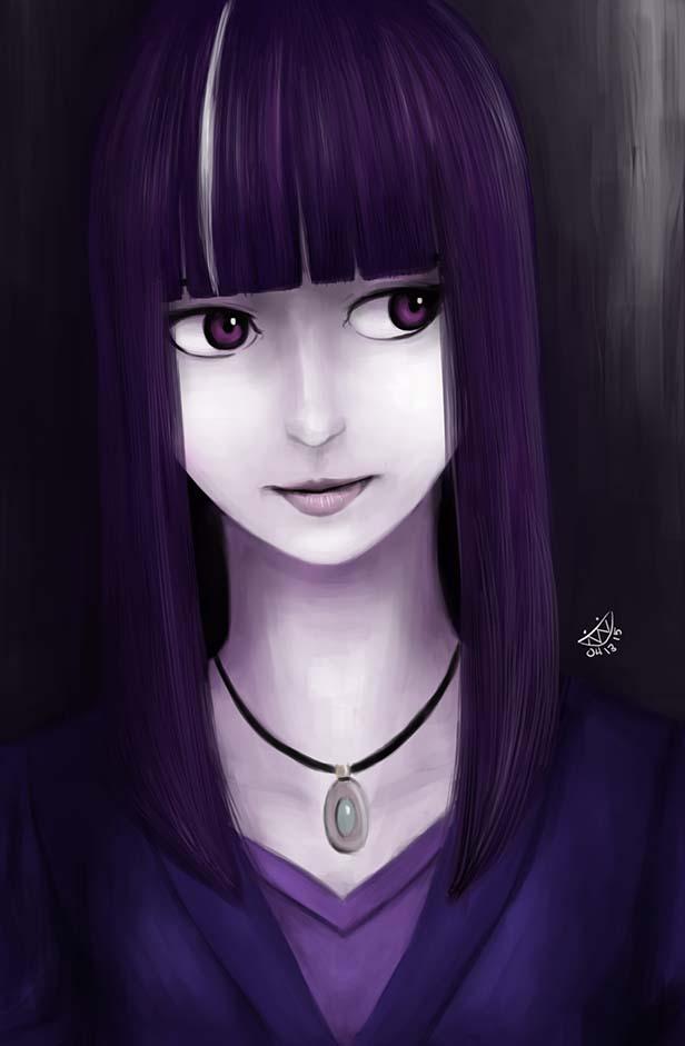 Chiyuki by evanlai