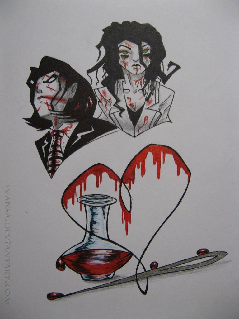 My Chemical Romance By Evansa On DeviantArt