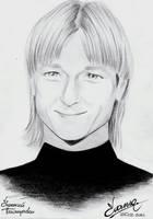 Evgeni Plushenko by Evansa