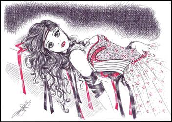 sweet dreams by Tania-S