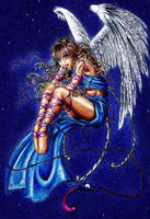 Fly angel by Tania-S