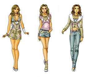 Fashion 50 by Tania-S
