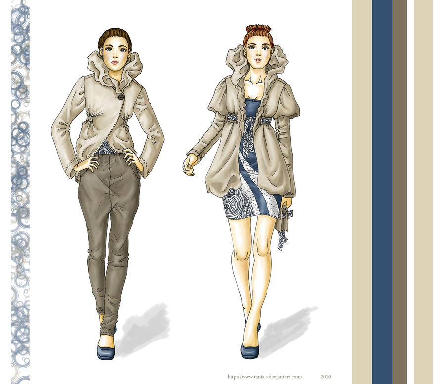 Fashion-winter by Tania-S on DeviantArt