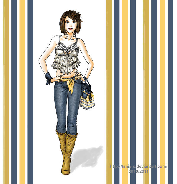 stripes by Tania-S