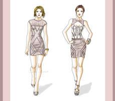 fashion zigzag by Tania-S