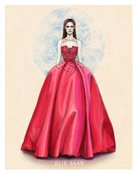 Elie Saab haute couture SS14 by Tania-S