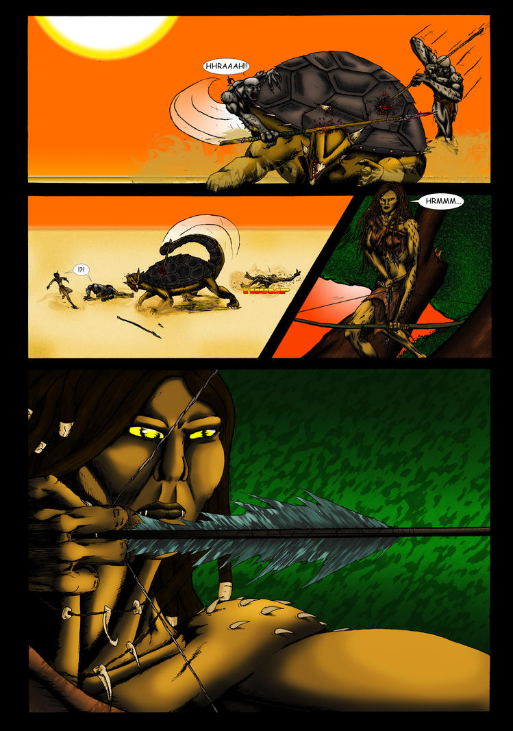 EARTH 3056 PG. 13 by trackrunner49011