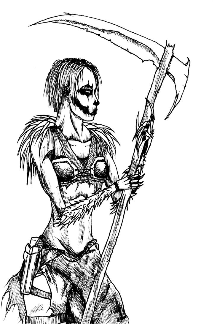 The Necromancer by trackrunner49011