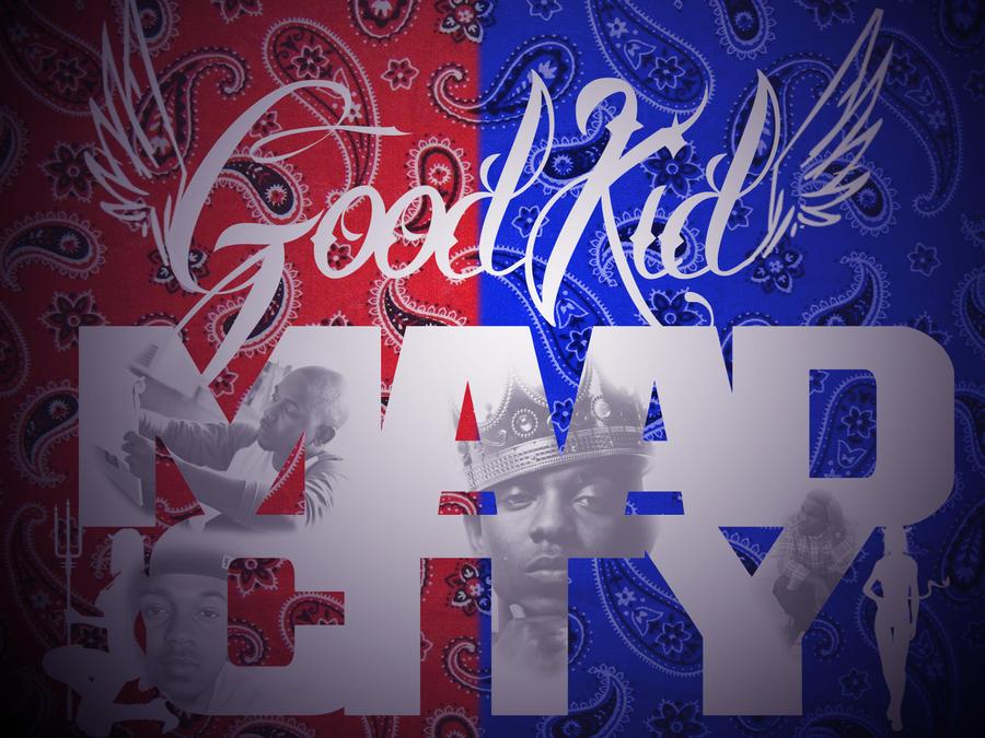 Kendrick Lamar Good Kid Mad City Wallpaper