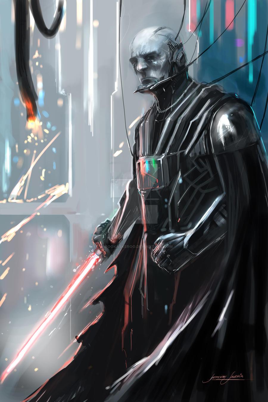 Darth Vader by JerooKaskeroo on DeviantArt