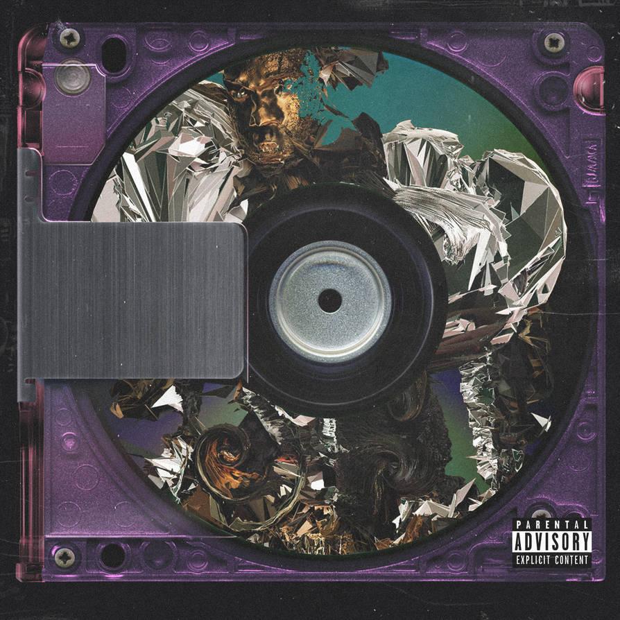 Kanye West - Yandhi (Alternate Album Cover 2) by ZaetaTheAstronaut