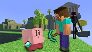 Kirby Meets Steve
