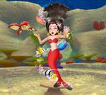 Mermaid Pauline