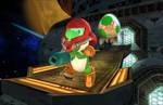 Metroid Yoshi
