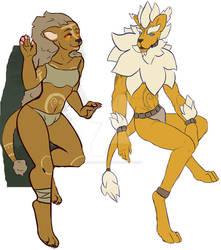 Goron Power Couple