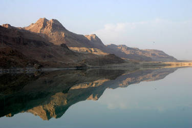 Dead Sea, Israel by ConsciousContact83