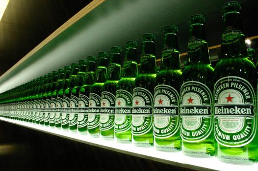 Heineken Factory, Amsterdam