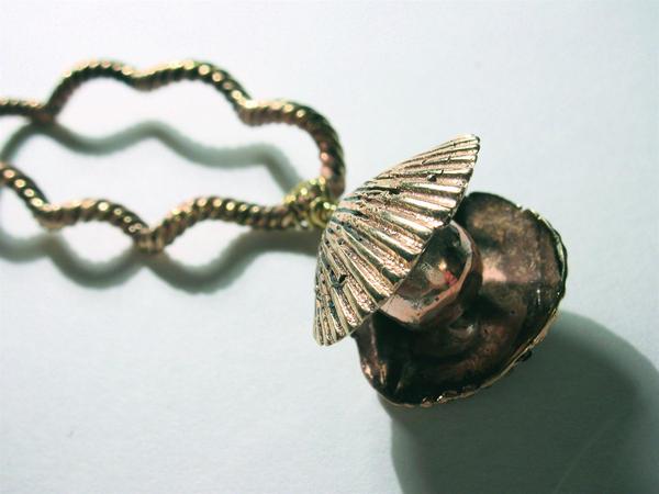 Seashell Pendant by arielhansen