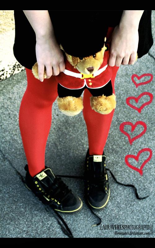 Teddyguard love... by Llimerance