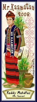MR KAAMATAN 2008