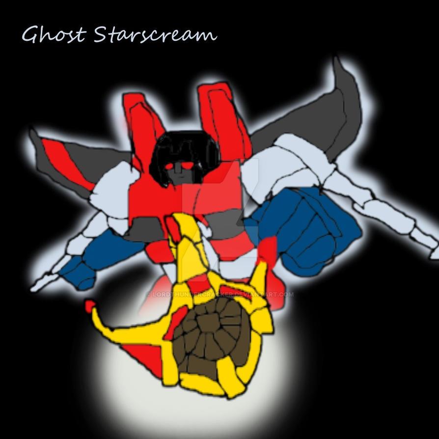 GhostScreamer by LordThundercracker