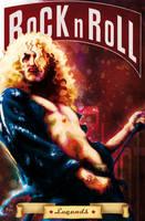 Robert Plant by RRLegends