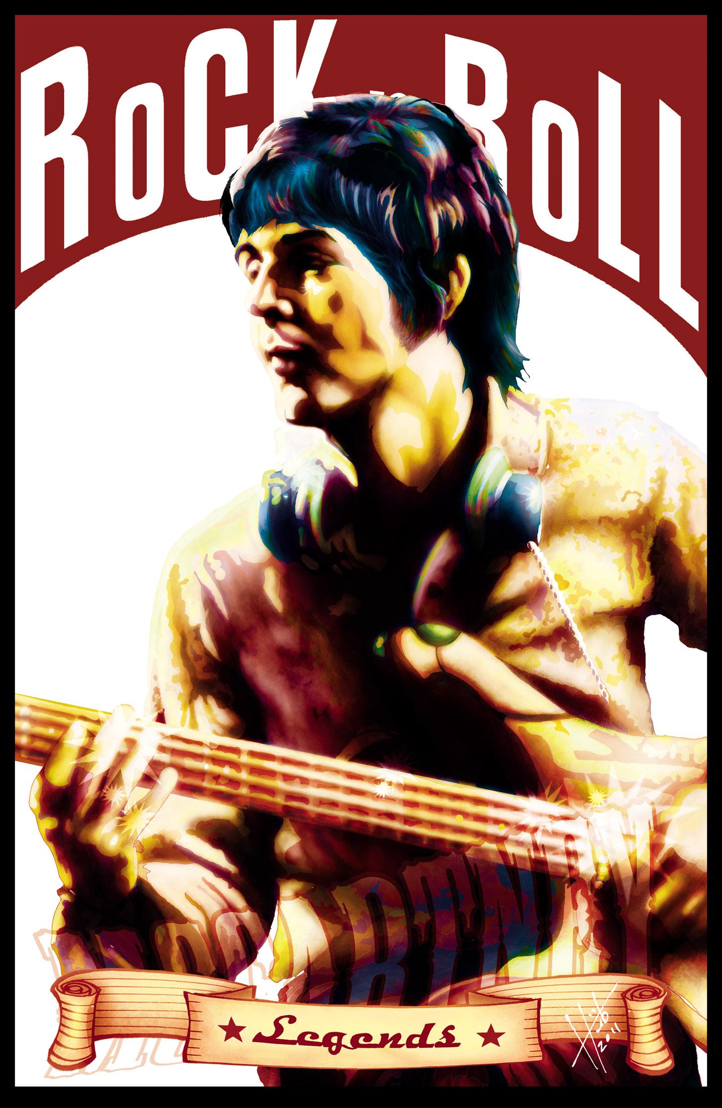McCartney by RRLegends