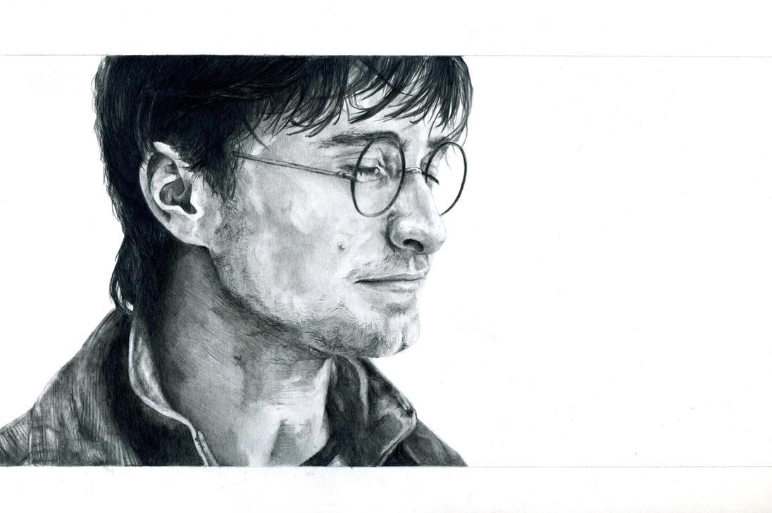 Harry Potter by MissGeorgeSpiggott