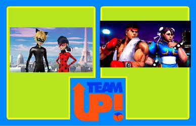 Team Up Meme